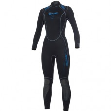 BARE 1mm Full Blue Sport Womens Wetsuit