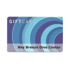 Bay Breeze Dive Center Gift Card