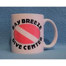 Bay Breeze Dive Center / Bay Breeze Dive Charters Coffee Mug