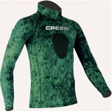 Cressi Demon Rash Guard - Green