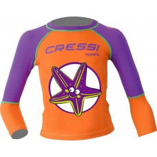 Cressi Pequeno Kids Rash Guard - Star