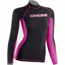 Cressi Rash Guard Women's Long Sleeve