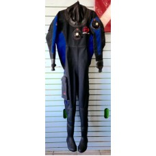 Pinnacle Evolution Drysuit, M-Medium, Size 6 Boot - *USED*