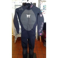 2mm Wetsuit Dive Jacket, ML - Medium Long - * USED*