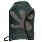 Gecko Brands Water Proof Draw String Back Pack