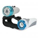 Light & Motion Sola Dive 800 GoBe 500 Combo Light Kit Display Model 2